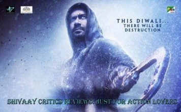Shivaay Review: Critics Reviews And Ratings, Audience Reviews Live Update