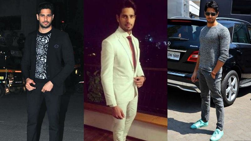 Vote and Decide: Who is the Most Stylish Bollywood Actor?- Sidharth