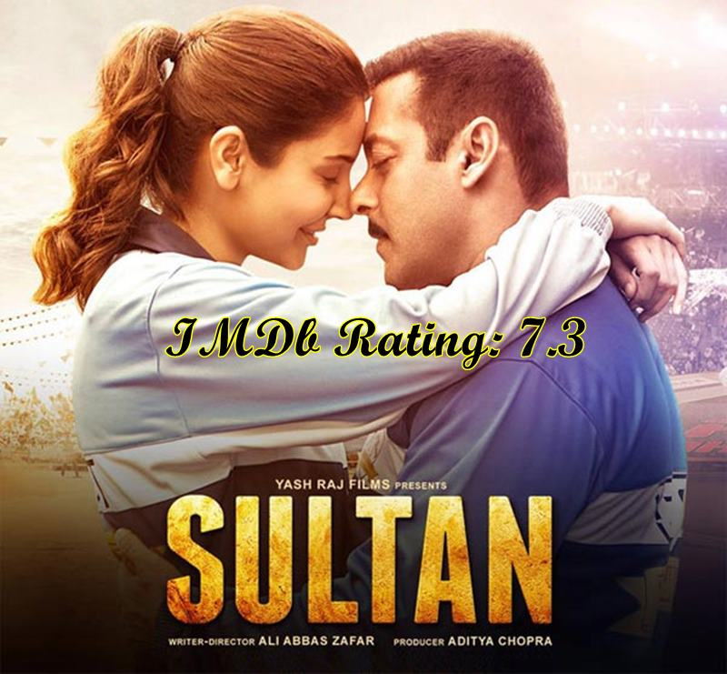 5 Best Anushka Sharma Movies based on IMDb Ratings- Sultan
