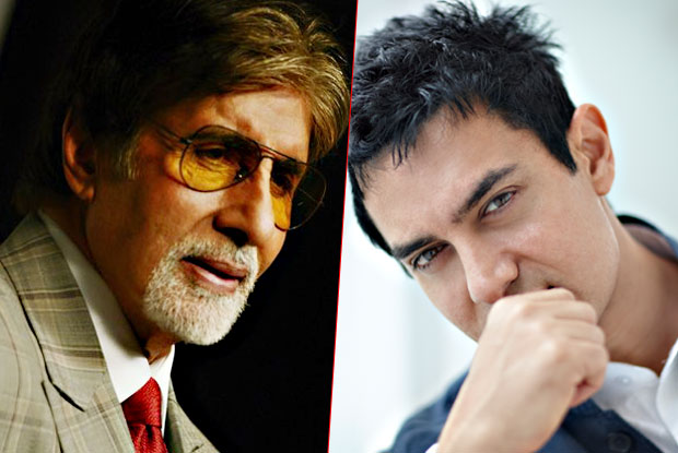 Amitabh Bachchan & Aamir Khan Starrer Thugs Of Hindostan To Go On Floors In February 2017
