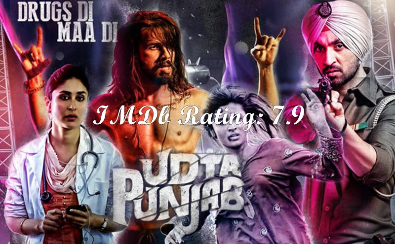 Top 10 Kareena Kapoor Khan Movies based on IMDb Ratings- Udta Punjab