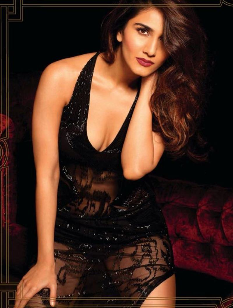 10 Hot Pics of Vaani Kapoor that will ignite the fire within your hearts!- Vaani Shoot 1