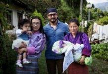 Aamir Khan in Bhutan