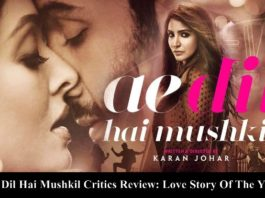 Ae Dil Hai Mushkil Review: Critics Reviews And Ratings, Audience Reviews Live Update