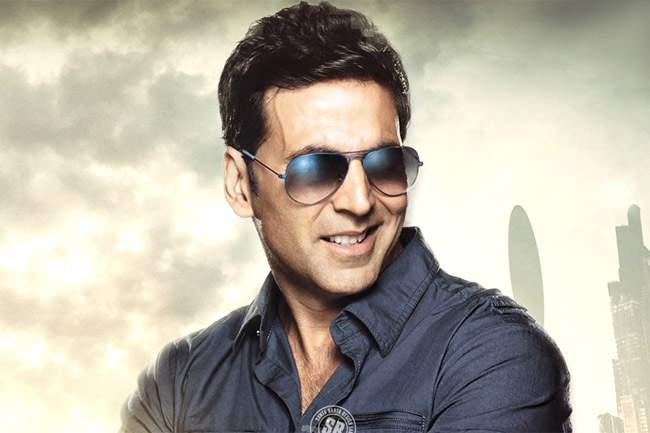 Akshay Kumar effortlessly looks good