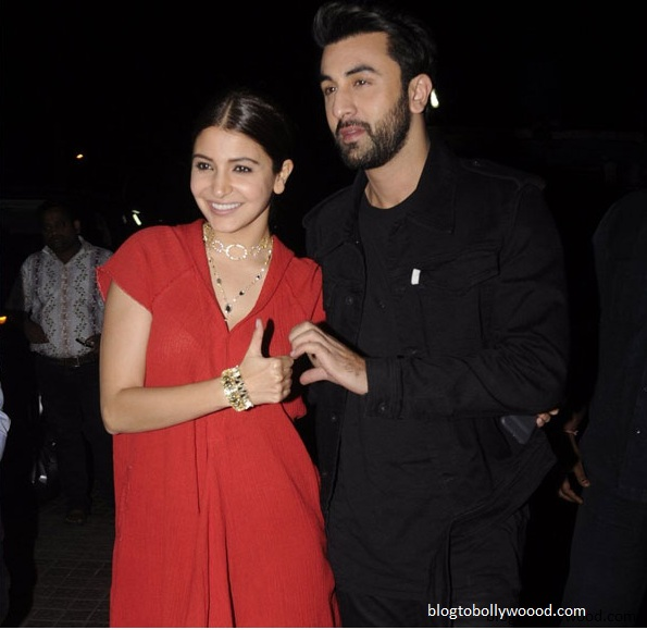 Pics: Bollywood Celebs At 'Ae Dil Hai Mushkil' Special Screening