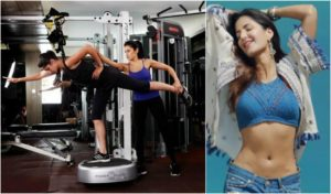 Fitness routine of Bollywood actresses- Katrina