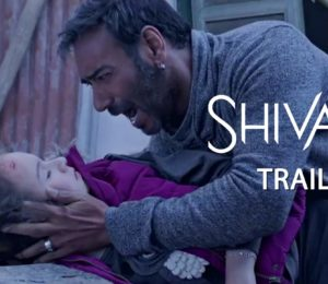 Ajay Devgn's Continues To Confuse Us In The 2nd Trailer Of Shivaay