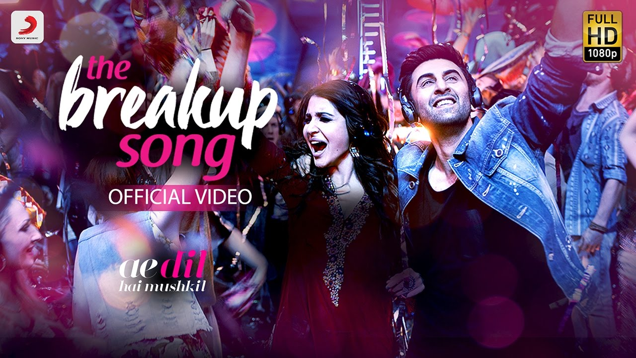 Time to celebrate your breakup with 'The Breakup Song' from Ae Dil Hai Mushkil!