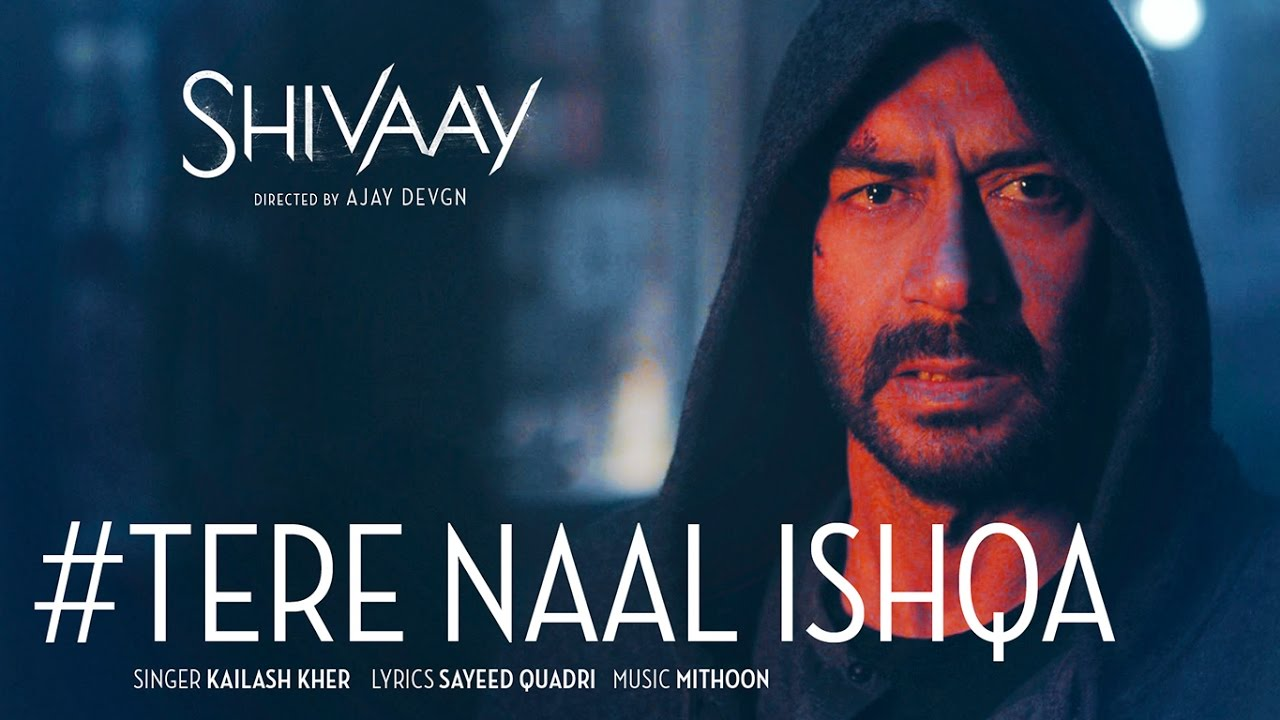 Song Alert | Tere Naal Ishqa revolves around Sayyeshaa's character in Shivaay