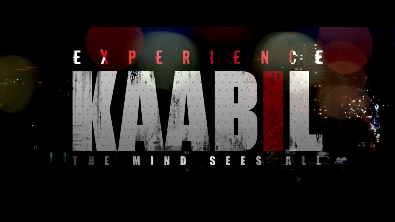 Hrithik Roshan's Kaabil Teaser is here, trailer will be out on 26th October