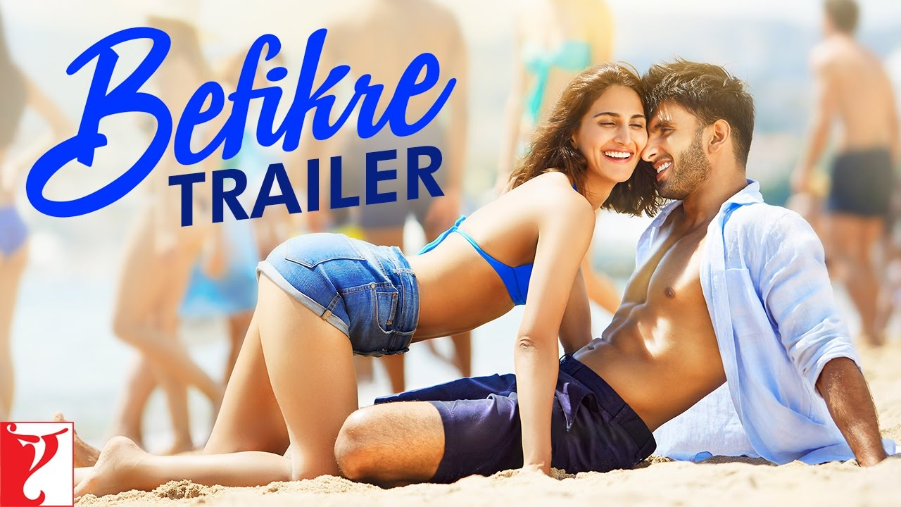 Befikre Official Trailer: Ranveer and Vaani celebrate love the Befikre way