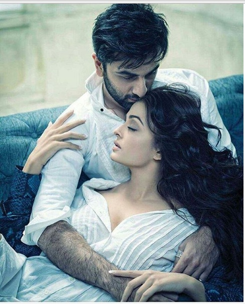 Ranbir Kapoor and Aishwarya Rai Bachchan's Photo shoot