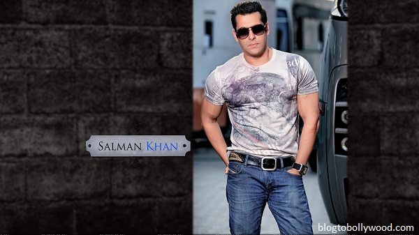 Ten best pics of Salman Khan - Salman 1