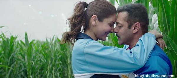 Salman-Anushka in 'Sultan'