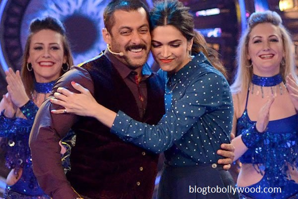 Deepika Padukone to be the first guest on Bigg Boss 10