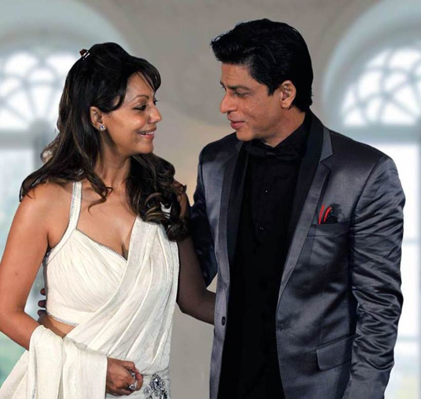 Pics: 25th anniversary of Shah Rukh Khan and Gauri KhanPics: 25th anniversary of Shah Rukh Khan and Gauri Khan