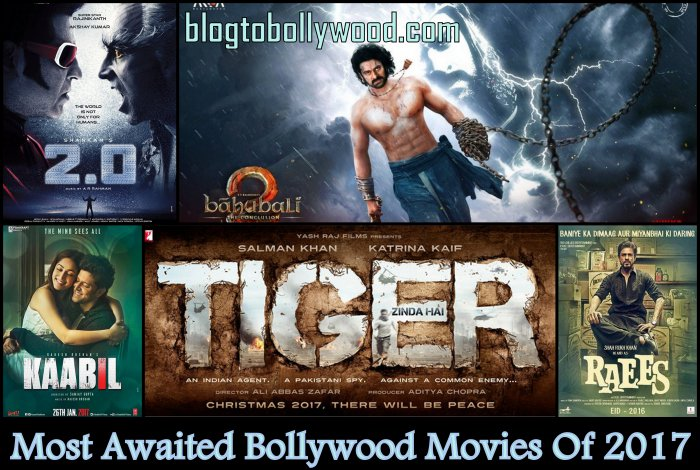 From Raees To Robot 2.0: Top 10 Most Awaited Bollywood Movies Of 2017