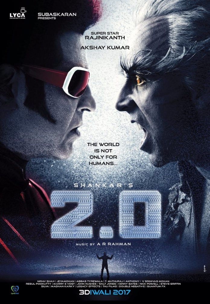 Akshay Kumar To Get Equal Screen Space As Rajinikanth In Robot 2.0