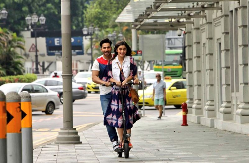 WOW! Check out these brand new stills from Badrinath Ki Dulhania ft. Alia and Varun- BKD 2