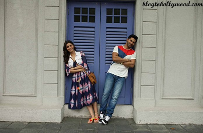 WOW! Check out these brand new stills from Badrinath Ki Dulhania ft. Alia and Varun
