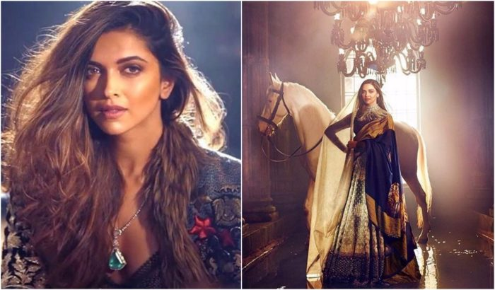 Deepika Padukone looks like a dream in her latest Vogue photo shoot