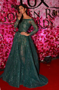 Lux Golden Rose Awards: Katrina