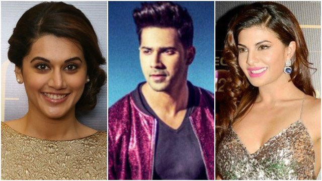 Judwaa 2 Star Cast: Jacqueline Fernandez and Taapsee Pannu Are The Lead Actresses In Judwaa 2