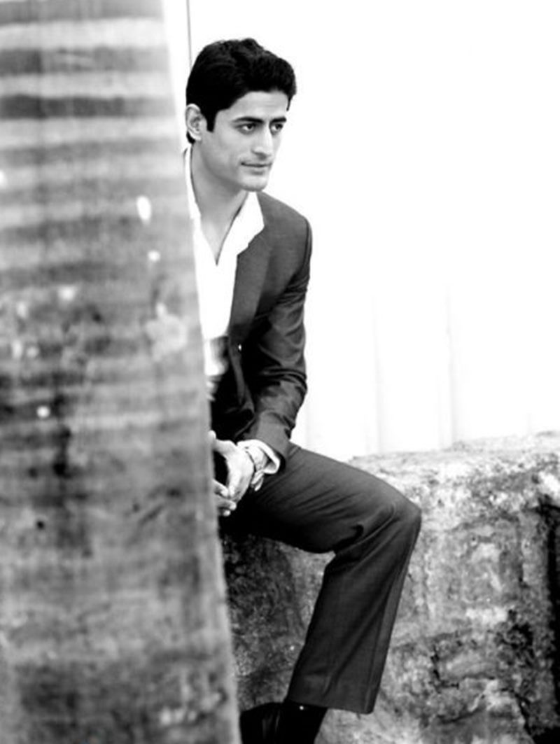 10 Hot Pics of Mohit Raina that will make you swoon over his manly ways!- Mohit bnw 1
