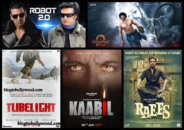 From Raees To Tiger Zinda Hai: Top 10 Most Awaited Bollywood Movies Of 2017