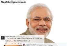 Here's how Bollywood Celebs reacted to PM Modi's surgical strike on Black Money