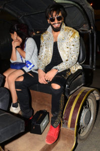 Global Citizen India 2016 Ranveer