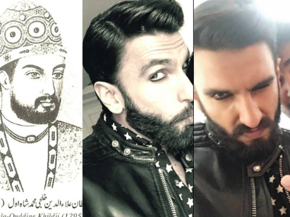 Padmavati Is A Risky Film For Me As An Actor: Ranveer Singh