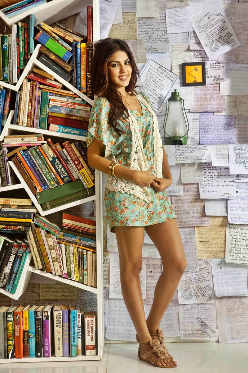 10 Hot Pics of Rhea Chakraborty that you need to see!- Rhea Shoot