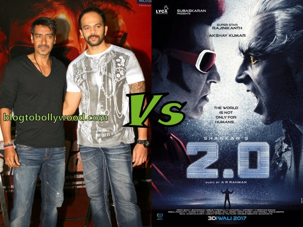 Robot 2 Vs Golmaal 4: Will Rohit Shetty Change Golmaal Again Release Date?