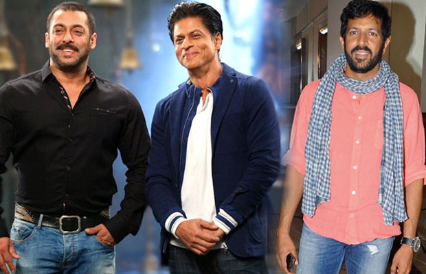 Here's What Kabir Khan Has To Say On Shah Rukh's Cameo In Salman Khan's Tubelight