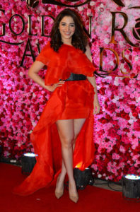 Lux Golden Rose Awards: Tamannah