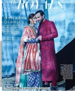Saif and Kareena's latest photo shoot