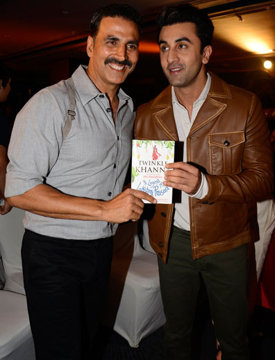 Akshay Kumar and Ranbir Kapoor