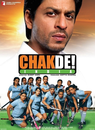 Top 10 Bollywood movies based on sports- Chak De India
