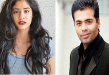 Karan Johar will launch Jhanvi Kapoor in Bollywood!