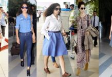 Online shop these 5 airport looks of Kangana Ranaut