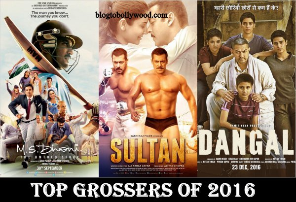 Top 10 Highest Grossing Bollywood Movies 2016: Dangal, Sultan Tops The List