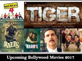 List Of Upcoming Bollywood Movies 2017: Release Date, Calendar Of Latest Bollywood Movies