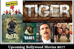 Upcoming Bollywood Movies 2017: List And Calendar Bollywood Movies 2017