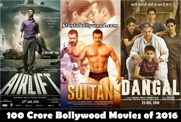 Dangal, Sultan And Airlift: 100 Crore Bollywood Movies Of 2016