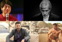 Best Bollywood Actor Of 2016? Akshay Kumar, SRK, Salman Or Amitabh