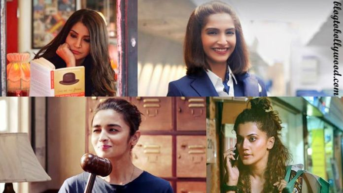 Best Bollywood Actress 2016