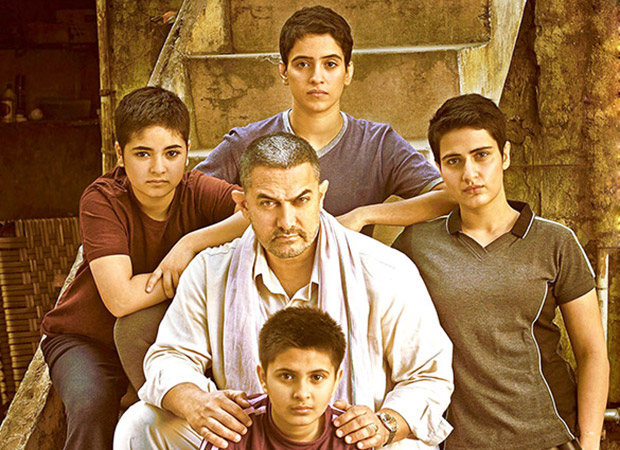 Dangal 5th day Box Office collection, Dangal fifth day collection