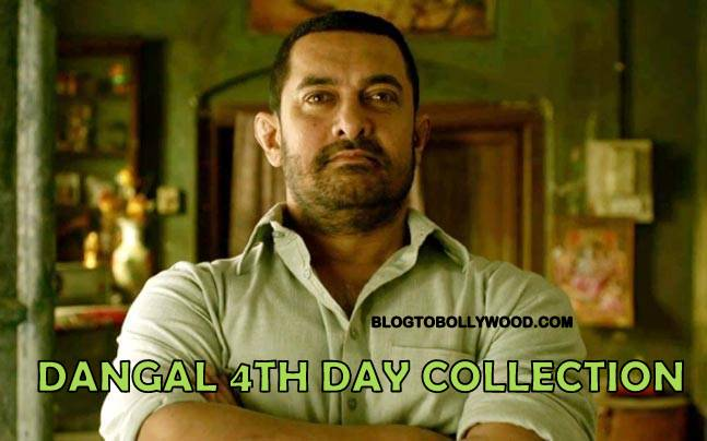 Official Monday Box Office Report: Dangal Had A Huge Fourth Day At Box Office